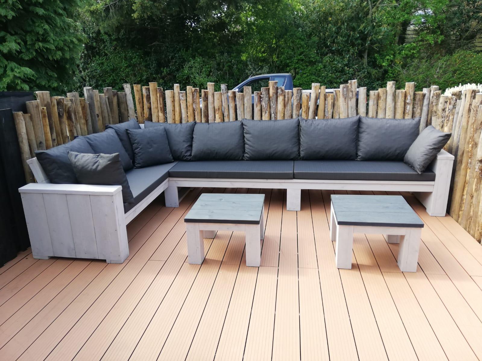 Steigerhouten meubelen op maat Drenthe